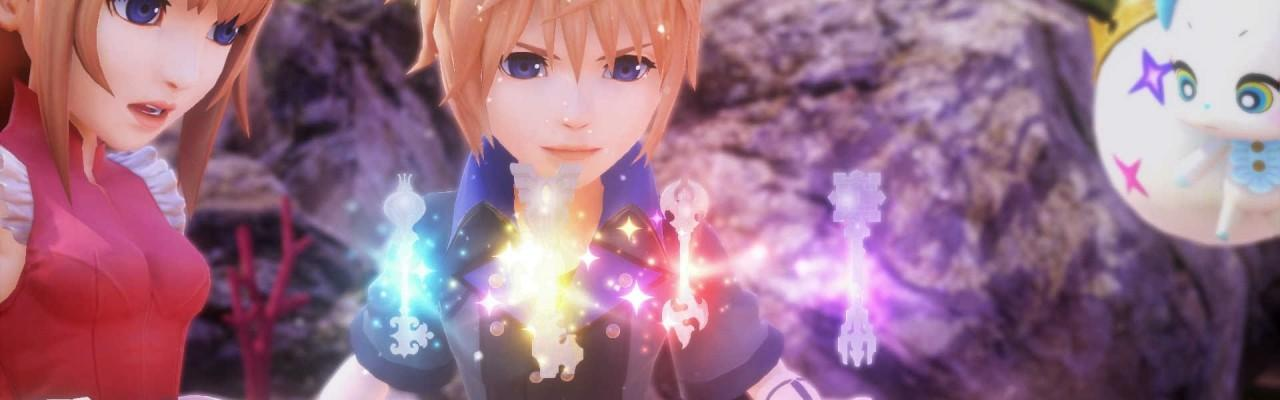 World of Final Fantasy a caminho da Steam