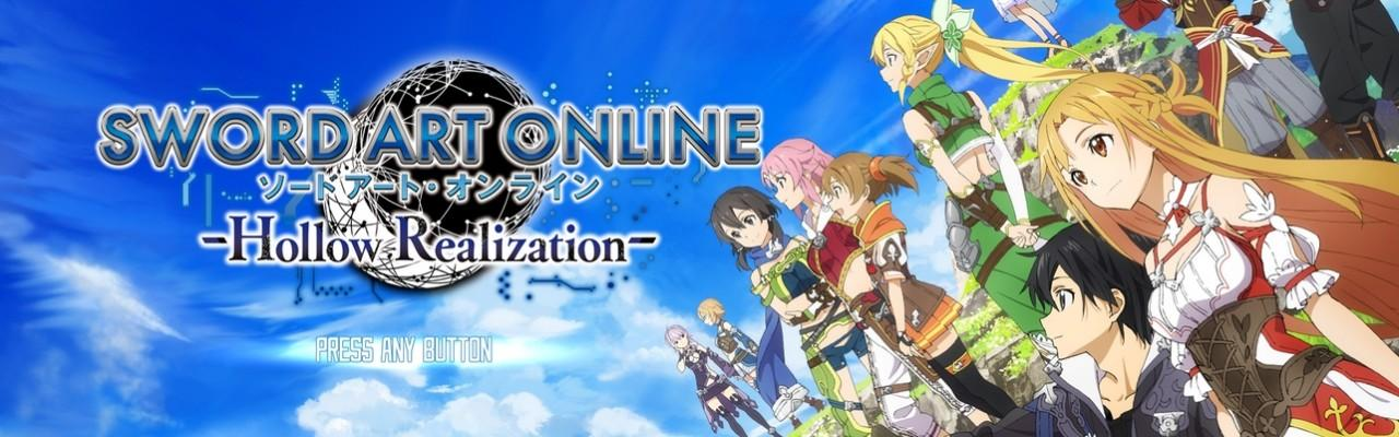 Sword Art Online: Hollow Realization vindo para o PC via Steam