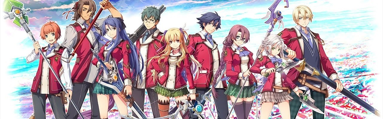 The Legend of Heroes: Trails of Cold Steel 1 e 2 será lançado no PS4