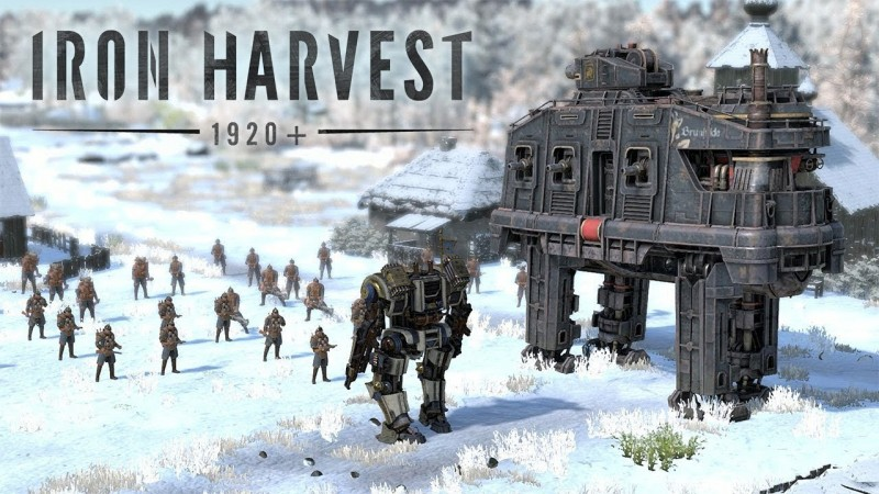 Iron Harvest – End of 2019 [RTS Game / Gameplay]