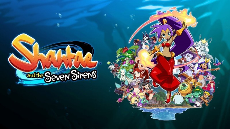 Shantae and the Seven Sirens  [Teaser Trailer]