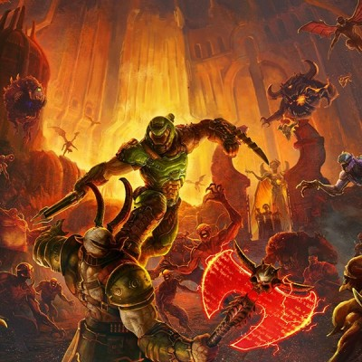 Doom Eternal ganha novo trailer que mostra o Battlemode