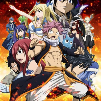 Fairy Tail anunciado para PC, PS4 e Switch