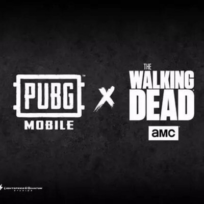 PUBG Mobile anuncia parceria com The Walking Dead