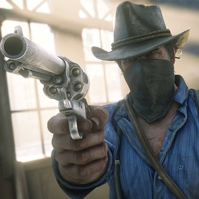 Confira Red Dead Redemption 2 usando Reshade Ray Tracing