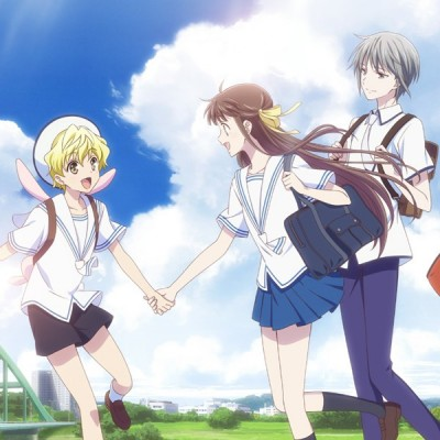 Fruits Basket 2ª Temporada irá estrear na primavera